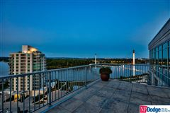 A dream to live in the entire top floor of this 555 Riverfront Building luxury properties