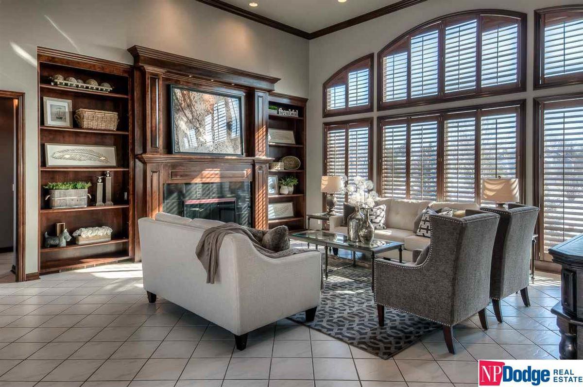 Mansions an enchanting custom built home