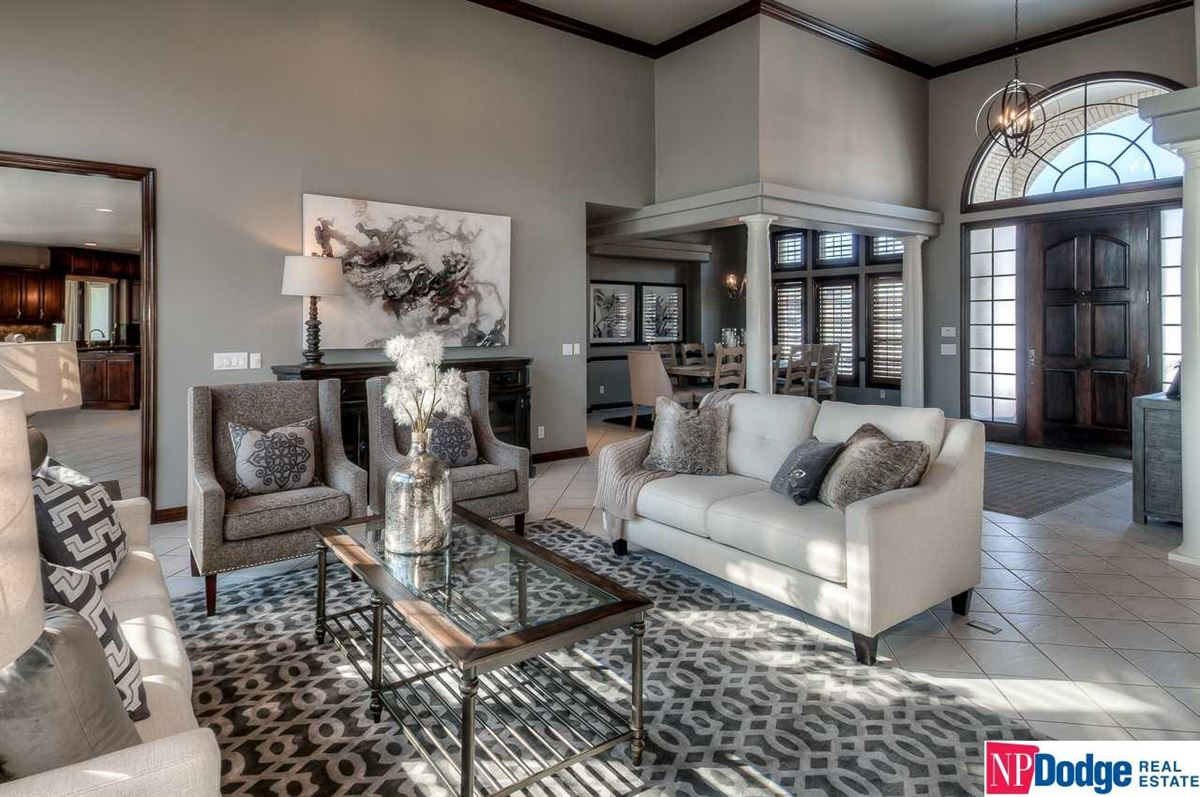 Luxury homes in an enchanting custom built home