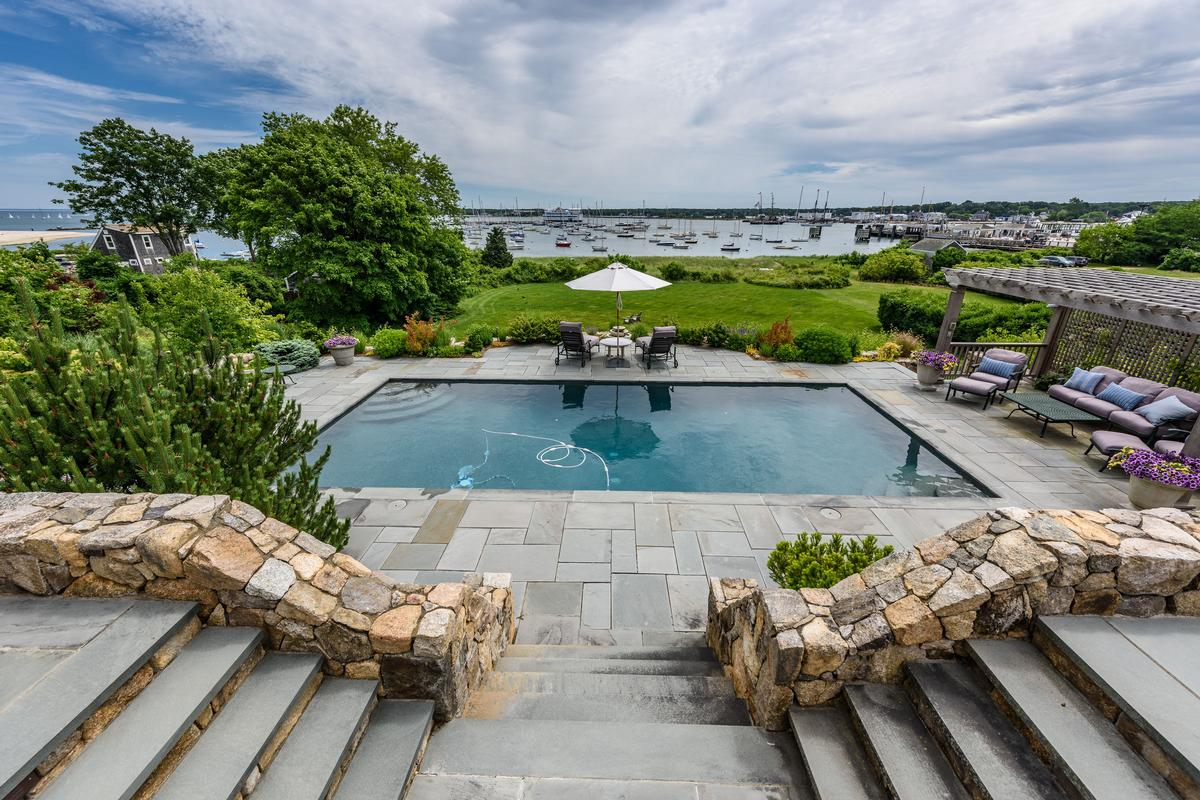 Luxury homes in Magnificent Harborfront Home