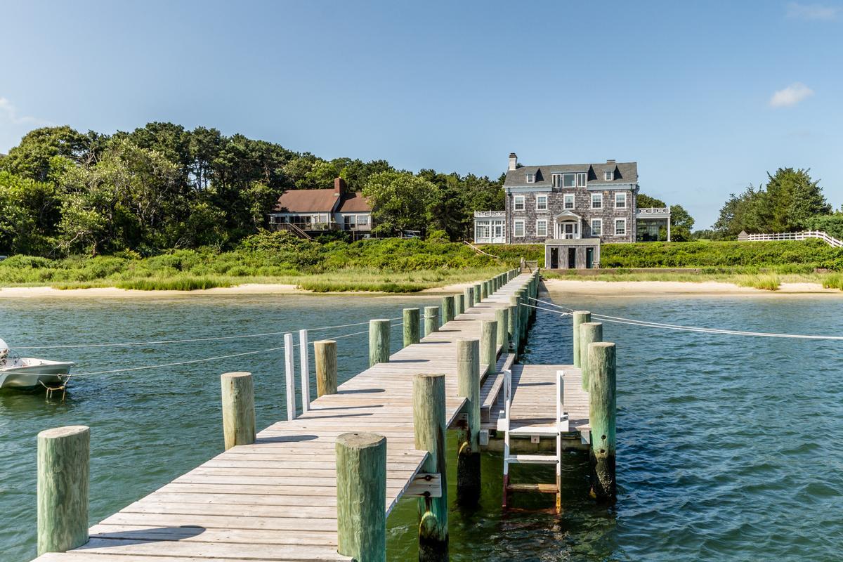 Luxury real estate LANDMARK EDGARTOWN HARBOR ESTATE
