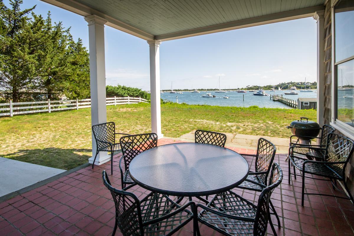 Luxury properties Landmark Edgartown Harbor Estate