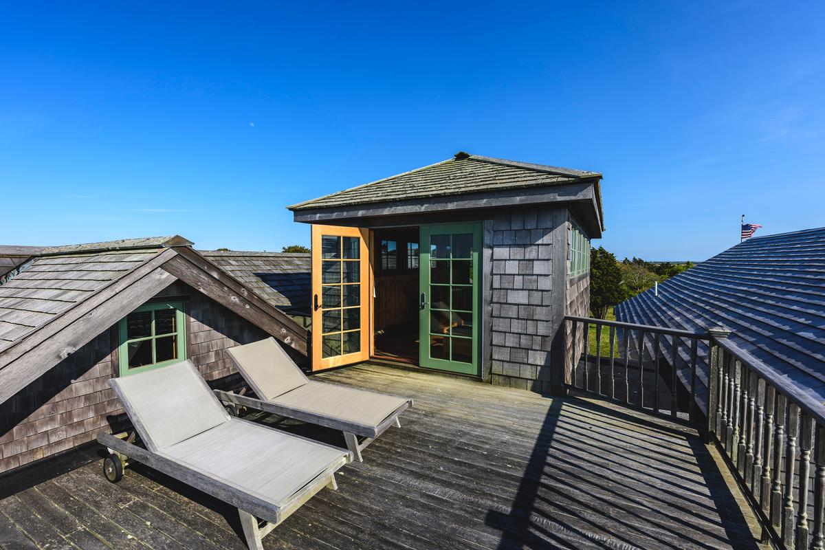 Cape Poge Retreat luxury real estate