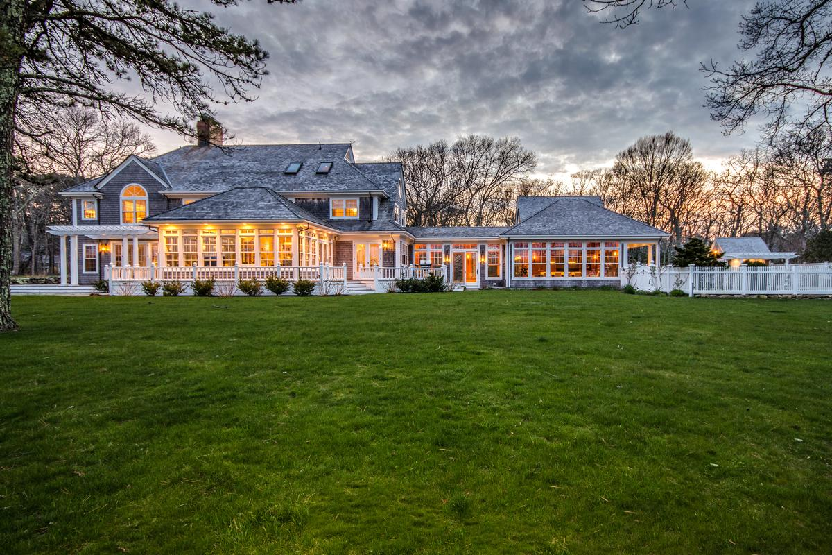 Luxury real estate Spacious Vineyard Haven Home