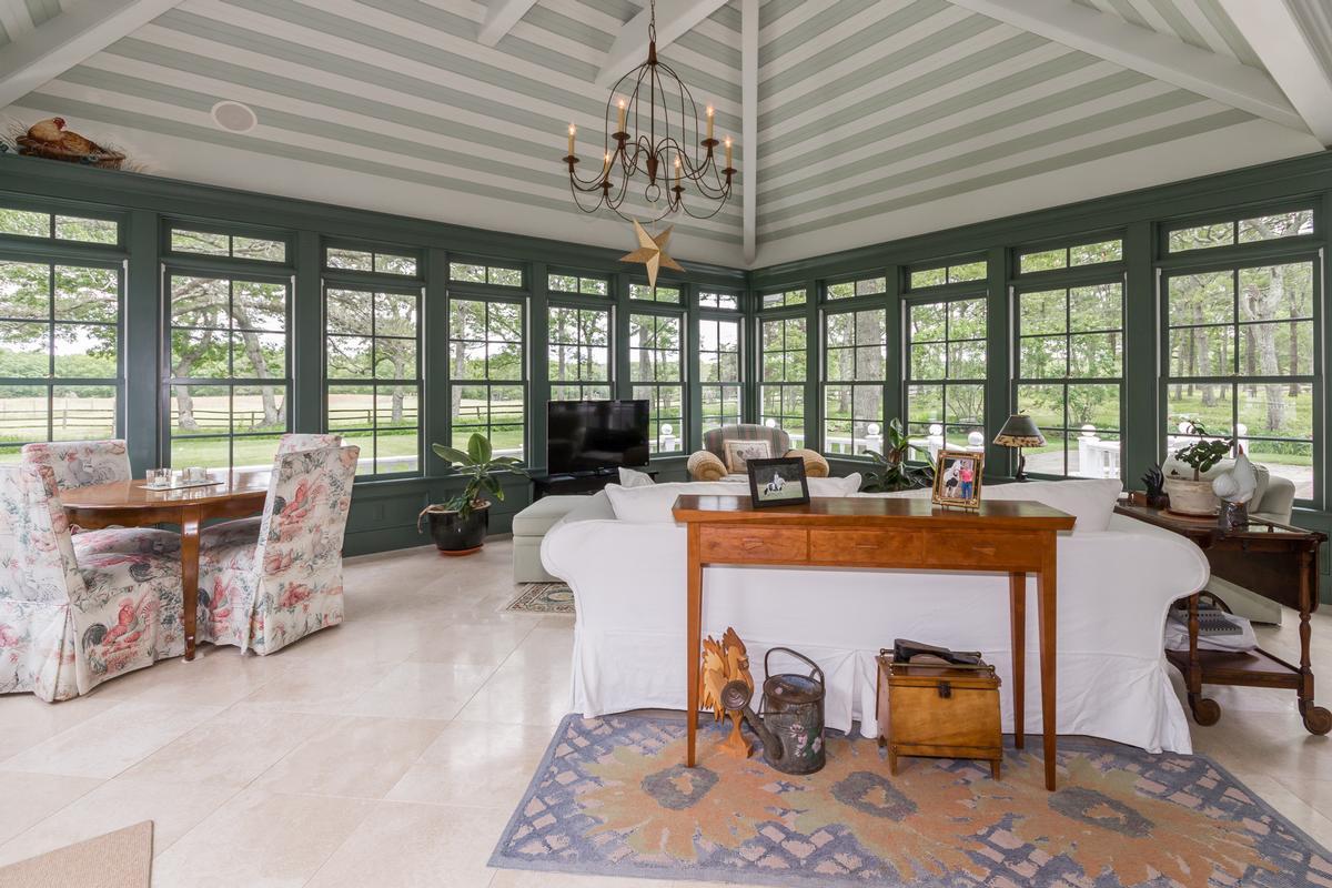 Spacious Vineyard Haven Home luxury homes