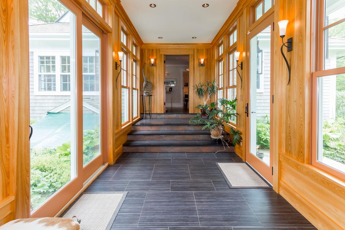 Spacious Vineyard Haven Home mansions