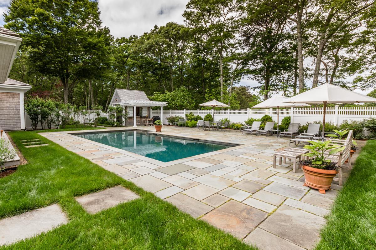 Luxury homes in Spacious Vineyard Haven Home