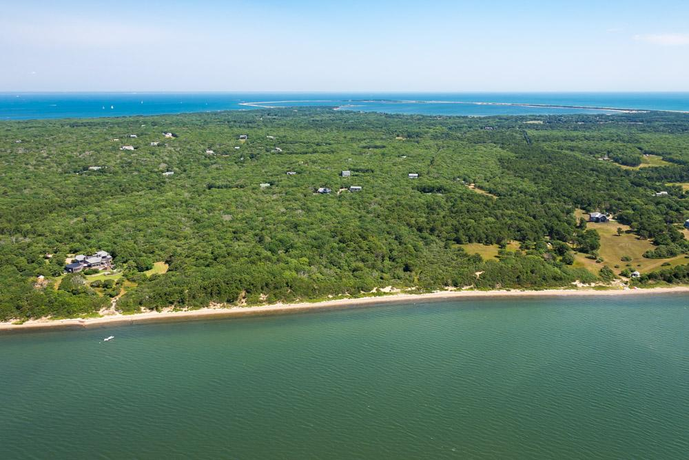 Waterfront Parcel on Chappaquiddick luxury properties
