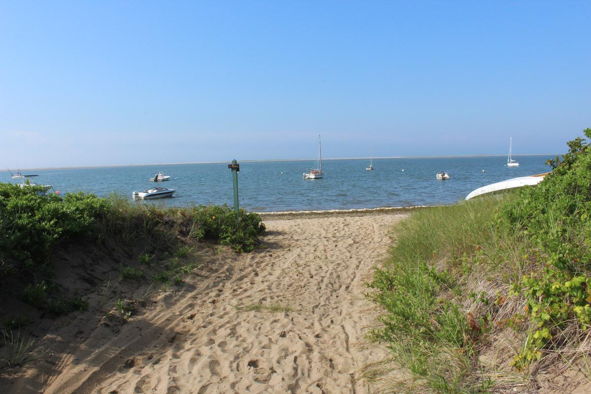 Luxury homes in Waterfront Parcel on Chappaquiddick