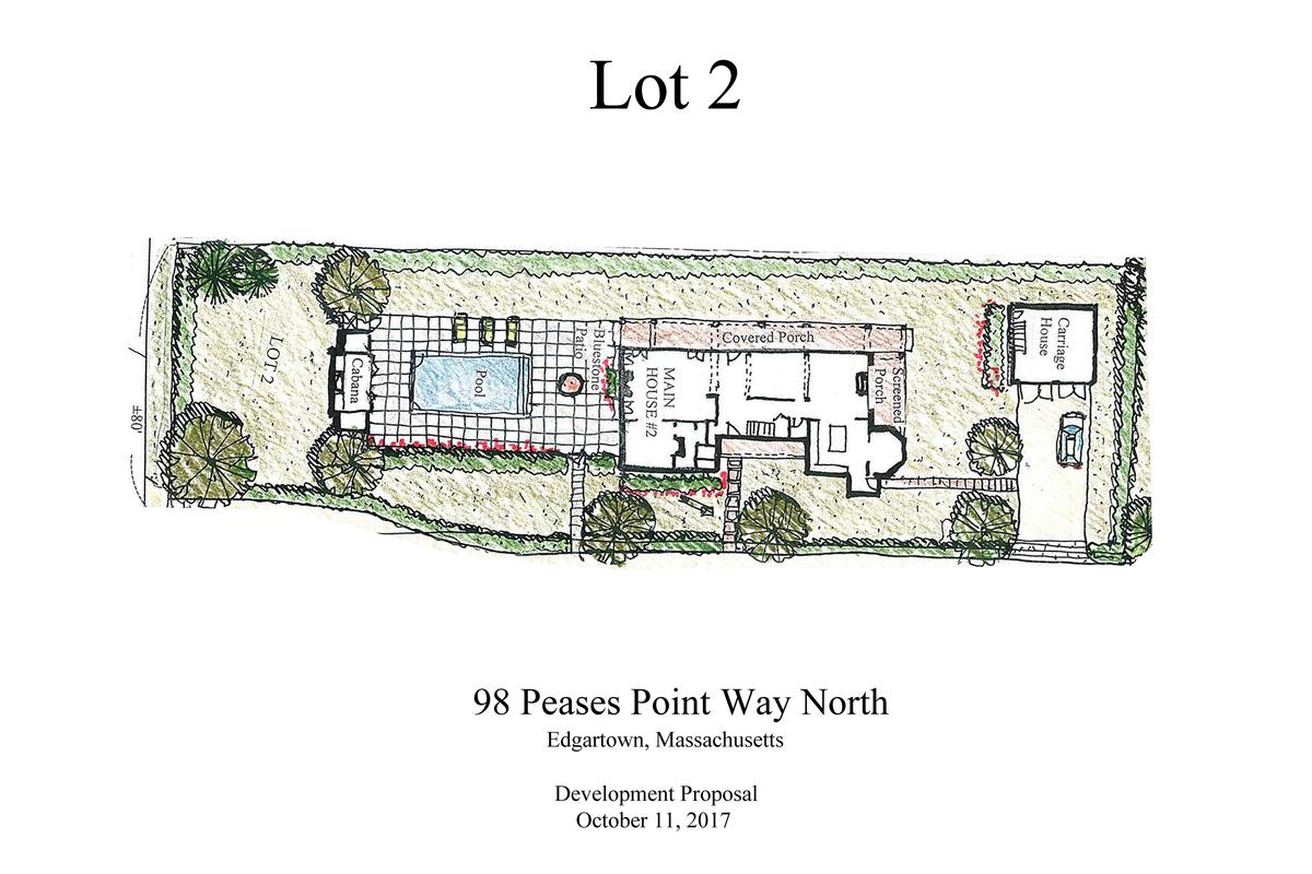 Premier Parcel on Peases Point Way luxury homes