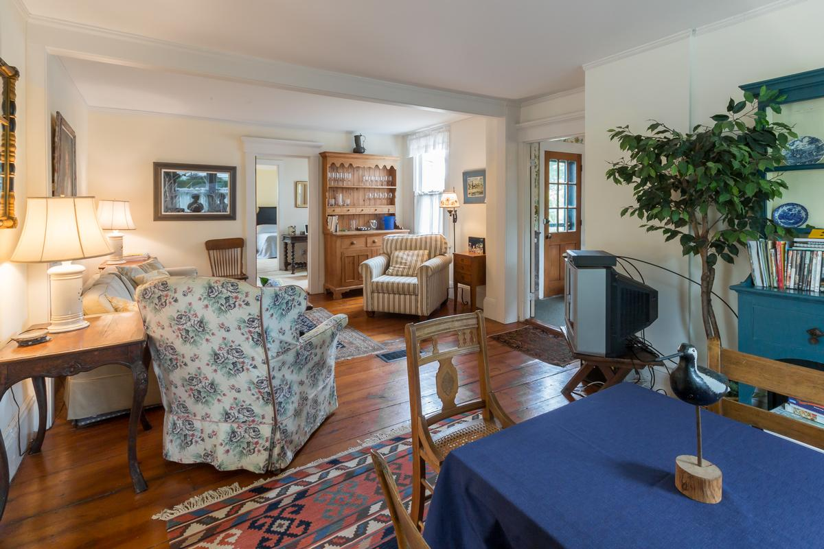 Luxury properties A classic 1910 farmhouse in edgartown