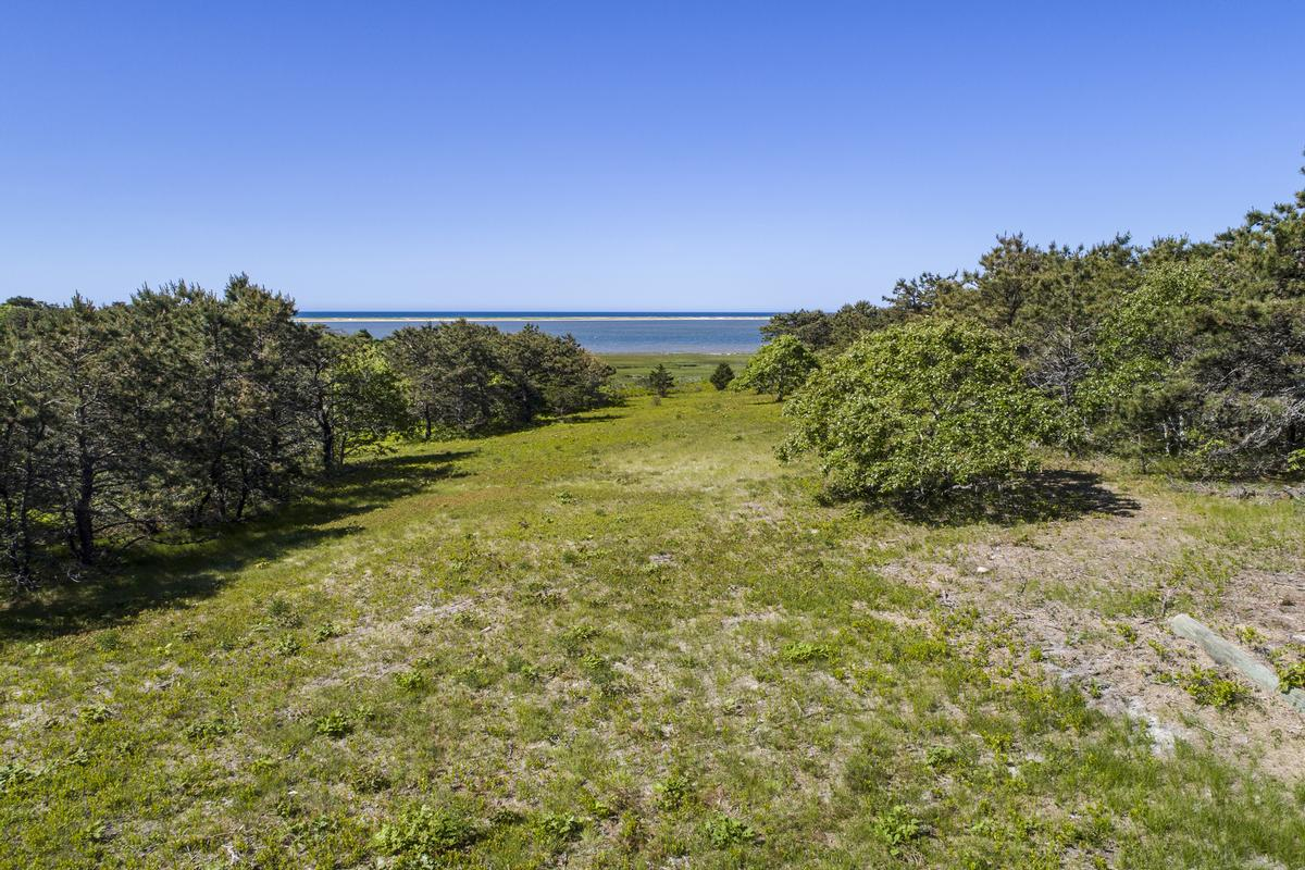 CHAPPAQUIDDICK LAND WITH WATER VIEWS luxury real estate