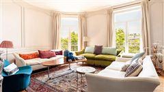 Luxury homes magnificent apartment at prestigious address
