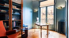 Luxury real estate magnificent apartment at prestigious address