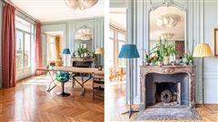 Mansions in magnificent apartment at prestigious address