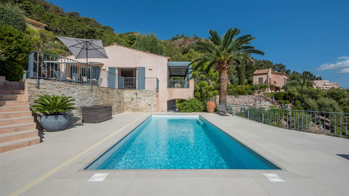 beautiful home in Theoule Sur Mer luxury real estate