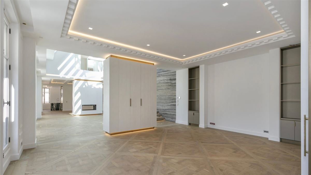 completely refurbished duplex apartment mansions