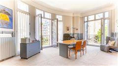 elegant apartment with multiple balconies luxury real estate