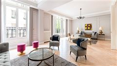 renovated apartment On the banks of the Seine luxury homes