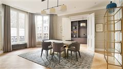 renovated apartment On the banks of the Seine luxury properties