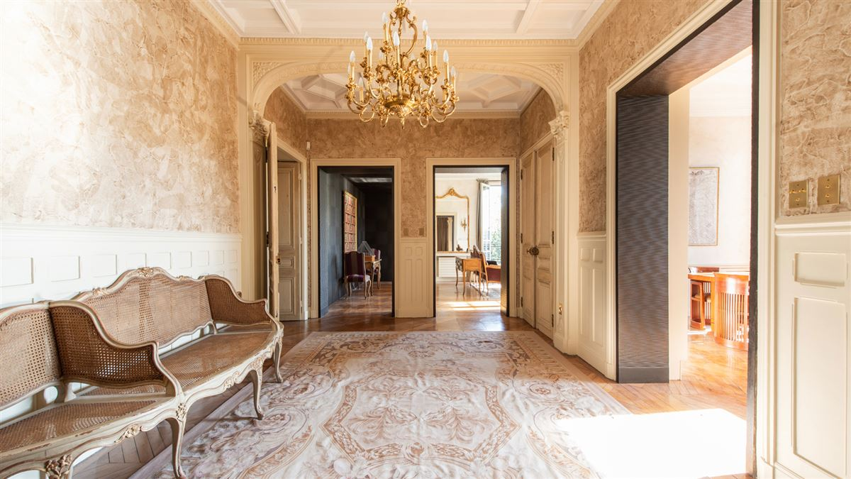 Luxury real estate beautiful flat in a 1900 building