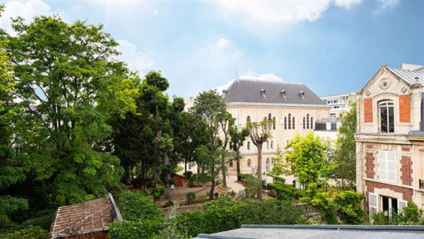lovely Parisian luxury home mansions