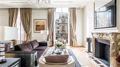 exquisite renovated flat luxury real estate
