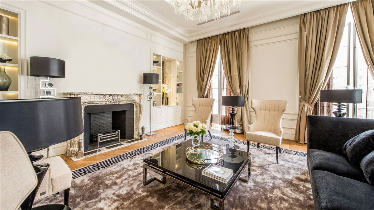Luxury homes exquisite renovated flat