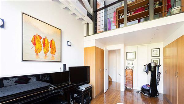 triplex on Boulevard Berthier luxury properties