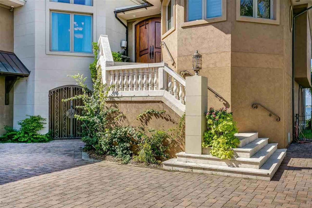 lovely estate on Santa Rosa Sound luxury properties
