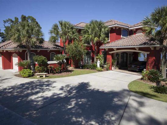 Luxury properties 3097 Pelican LN