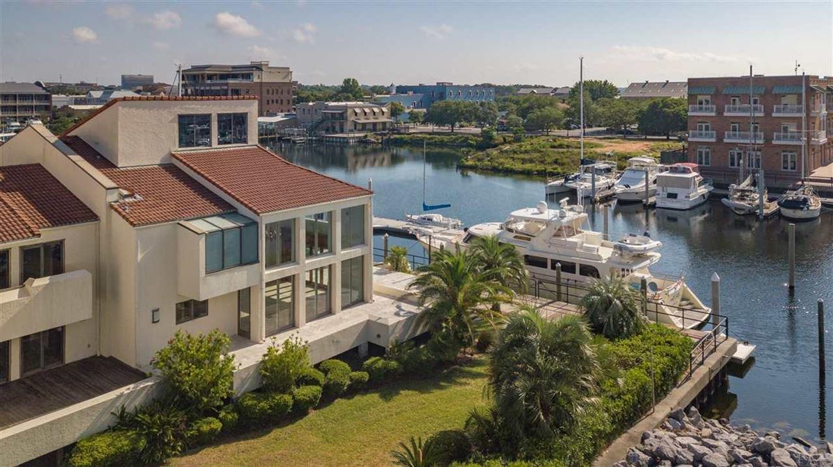Luxury properties truly unique waterfront property