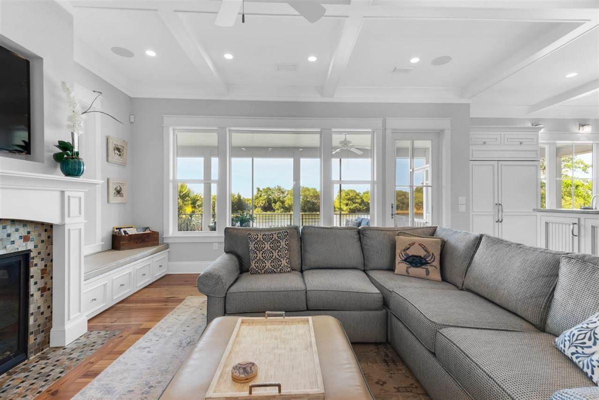 rare waterfront home on Bayou Texar luxury real estate