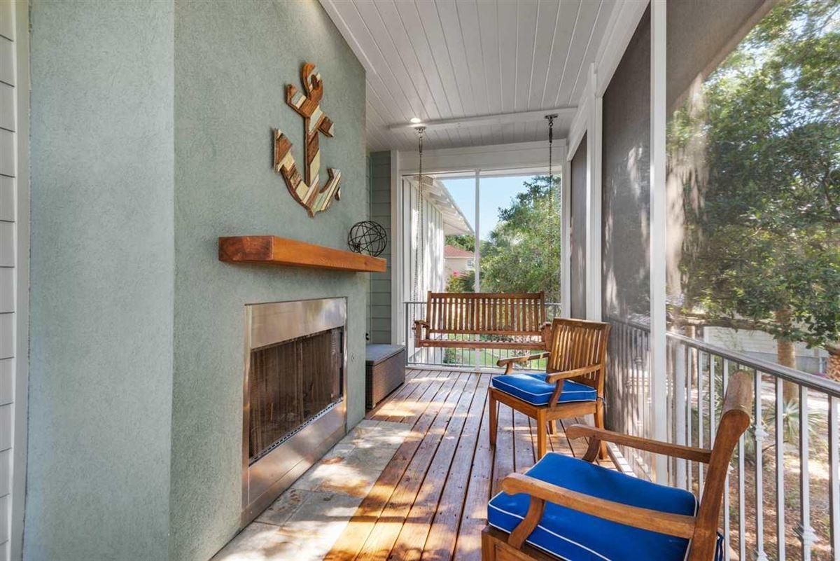 Luxury properties rare waterfront home on Bayou Texar