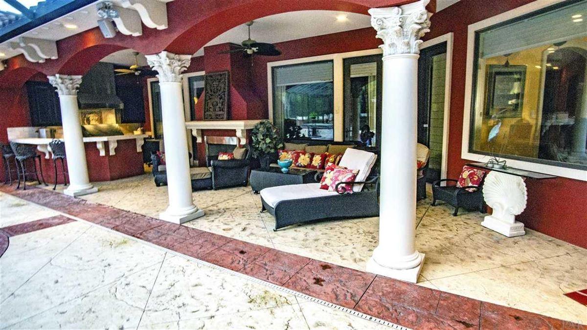 Luxury properties special Pensacola home