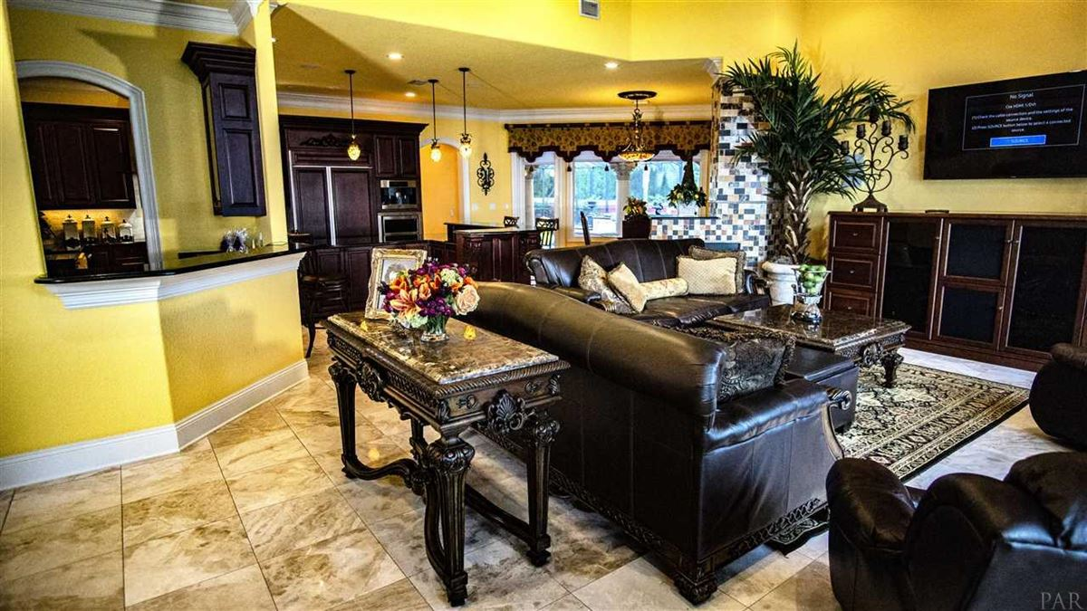 special Pensacola home mansions