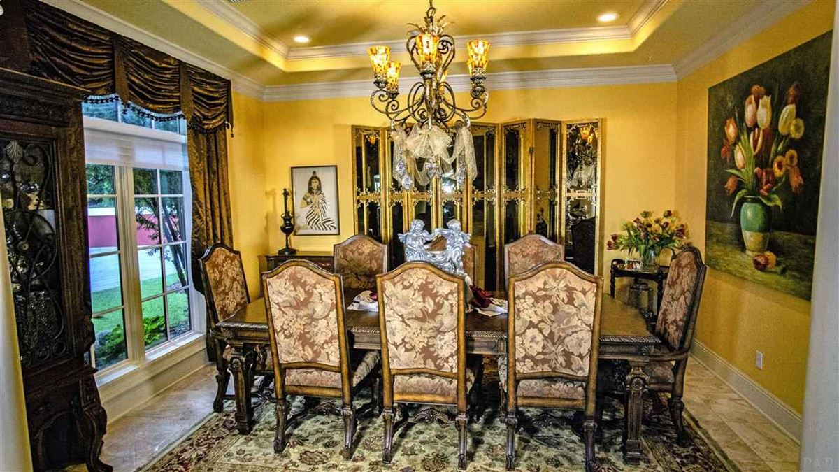 Luxury homes special Pensacola home