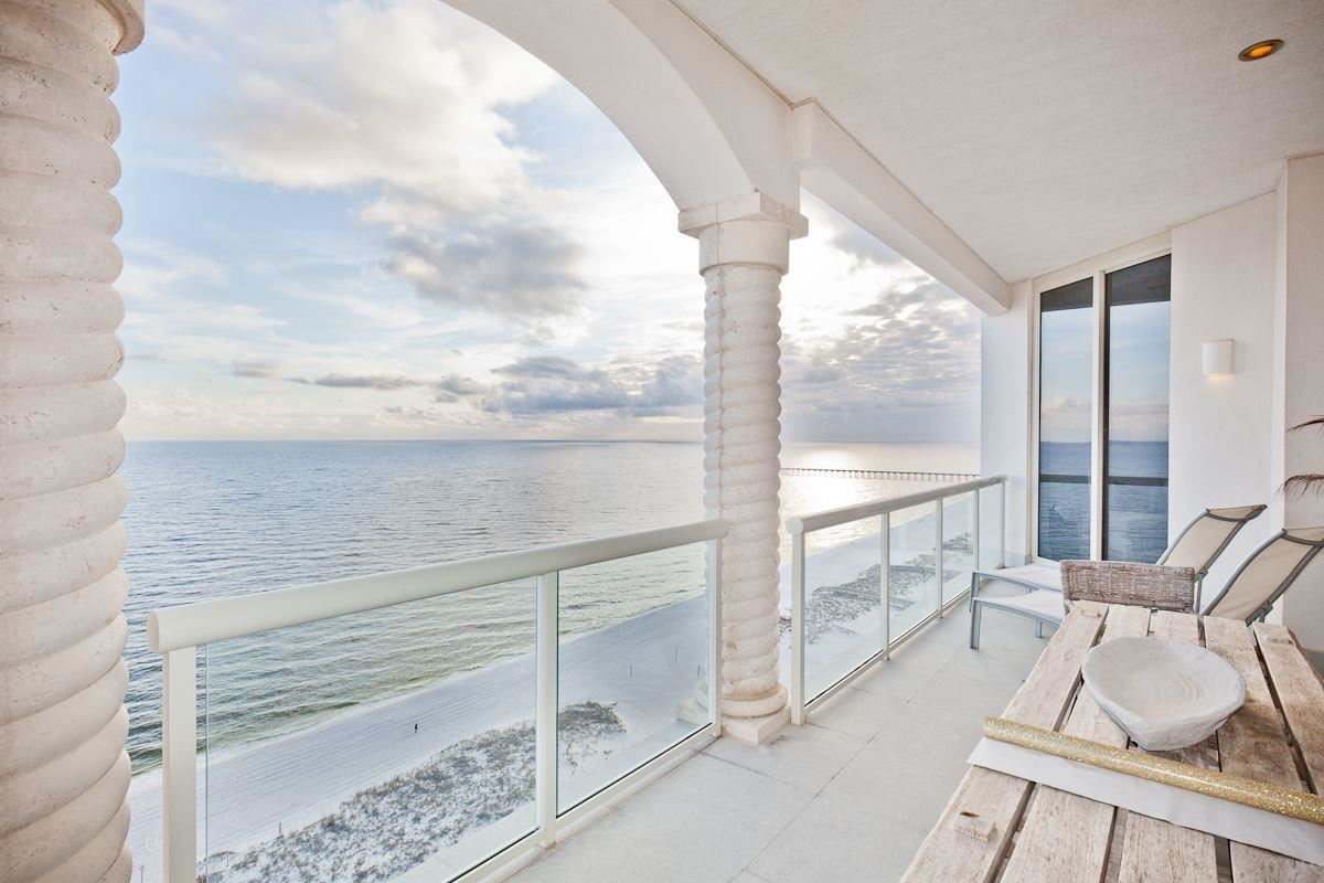 Immerse yourself in the unmatched beauty of this Gulf-front resort luxury real estate