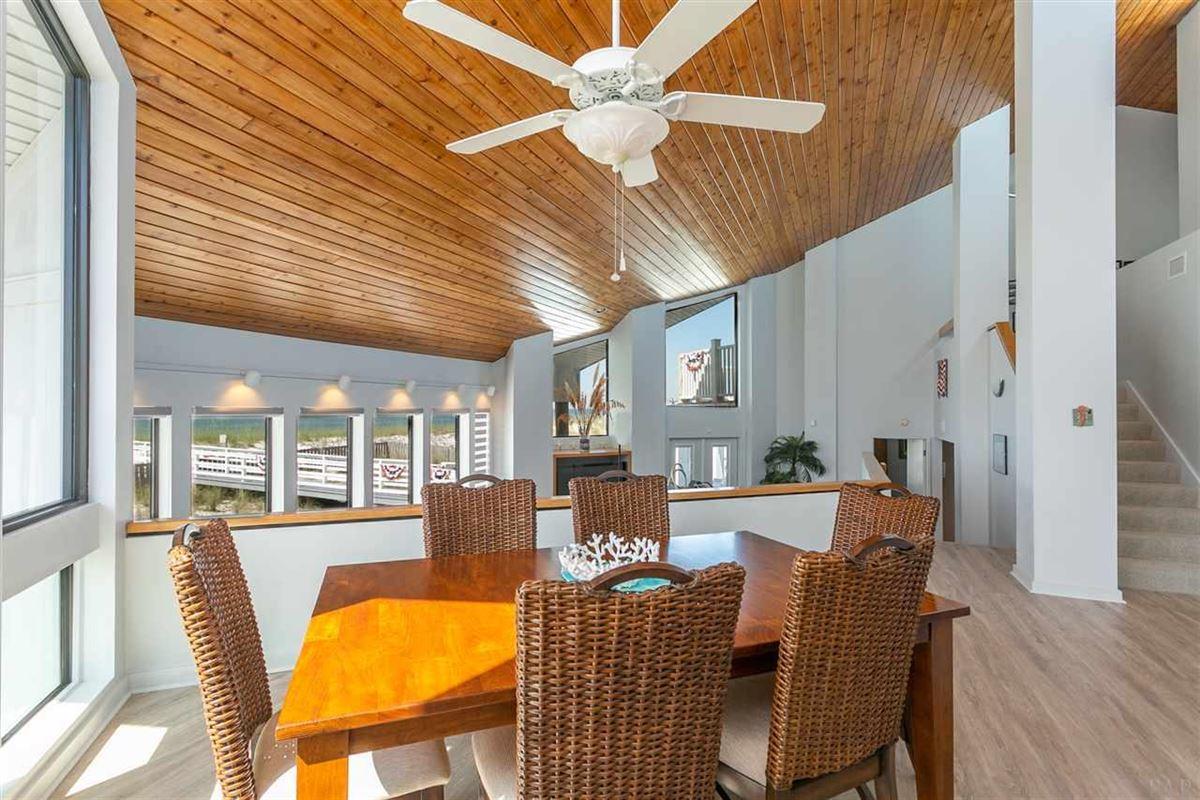Pensacola Beach Gulf-front dream home luxury homes
