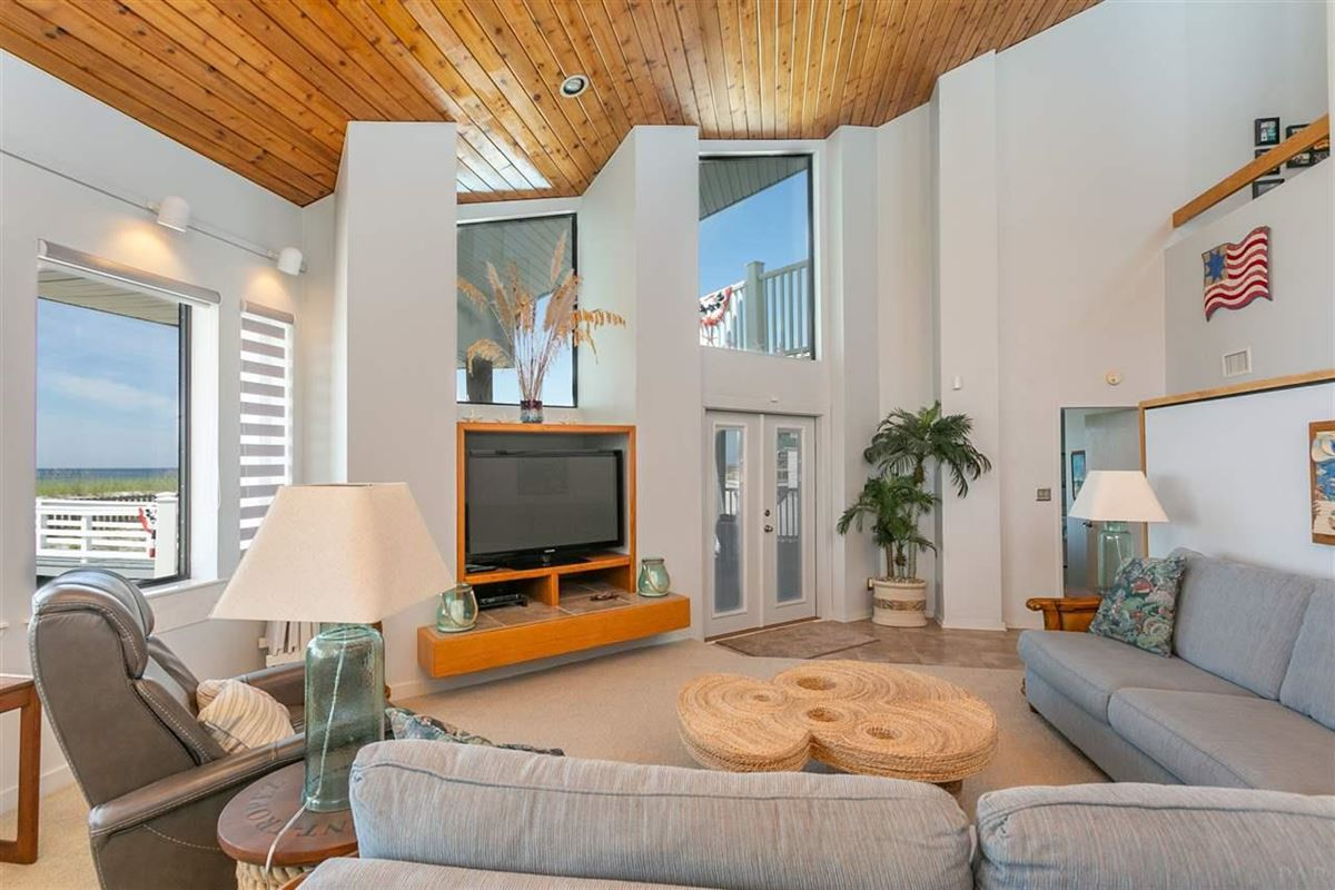 Luxury real estate Pensacola Beach Gulf-front dream home