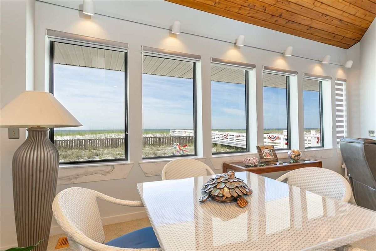 Pensacola Beach Gulf-front dream home luxury real estate