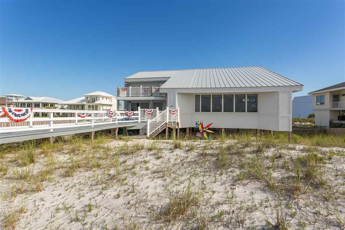 Mansions in Pensacola Beach Gulf-front dream home