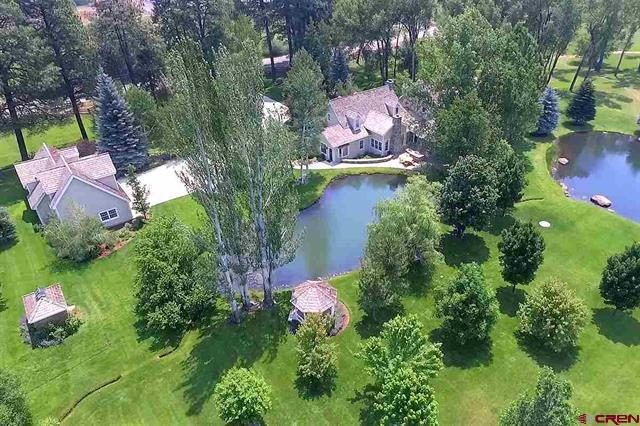 Luxury real estate 33 lush acres with Ponds and Mature Trees