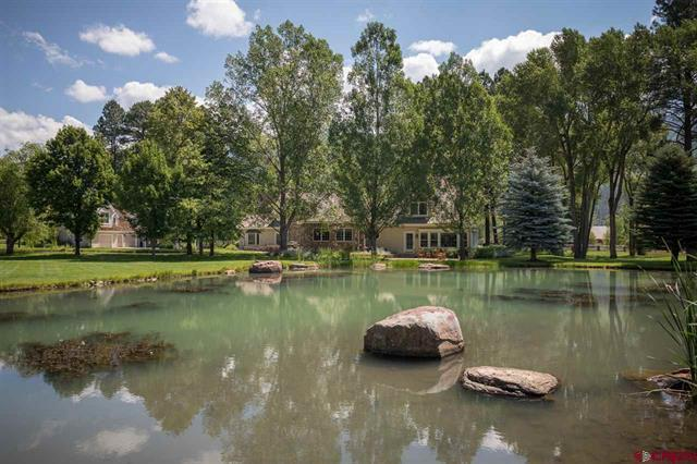 Luxury properties 33 lush acres with Ponds and Mature Trees