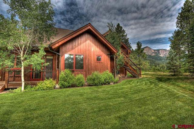 Luxury real estate Premier Glacier Club setting