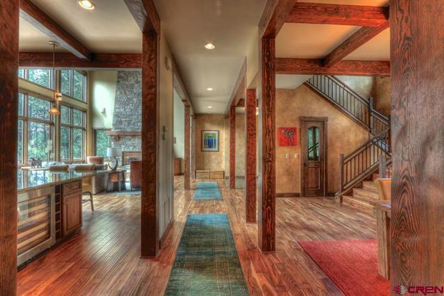 Premier Glacier Club setting luxury real estate