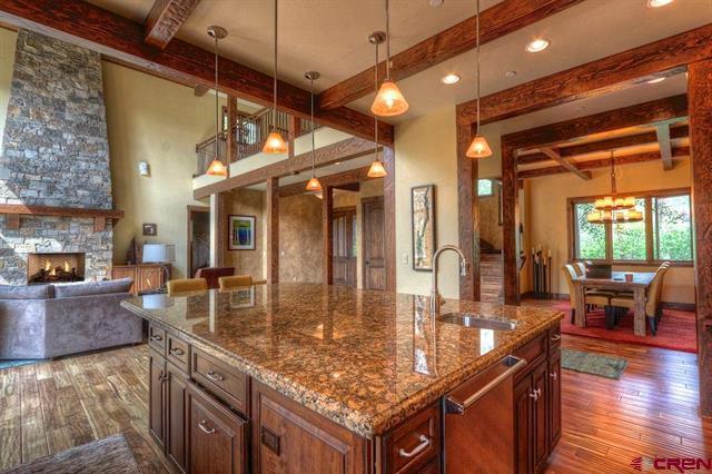 Luxury properties Premier Glacier Club setting