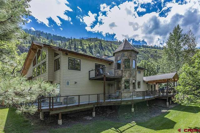 Luxury homes Animas Valley Property on Coon Creek