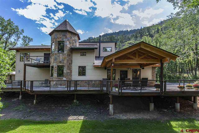 Animas Valley Property on Coon Creek luxury homes