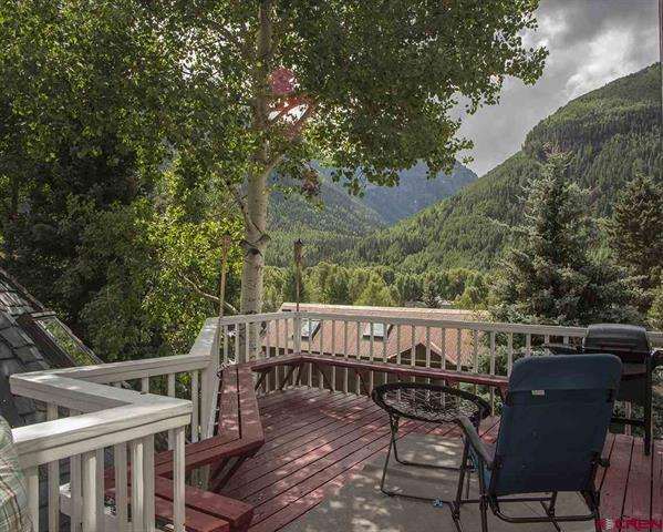 Luxury homes Telluride Home with Ski Area Views